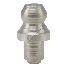 Пресс-масленка коническая прямая H1 A, нержавеющая сталь заколачиваемая PRESSOL Ø 6 мм VA-круглая-ESN, арт. 15902