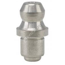 Пресс-масленка коническая прямая H1 A, нержавеющая сталь заколачиваемая PRESSOL Ø 8 мм VA-круглая-ESN, арт. 15903