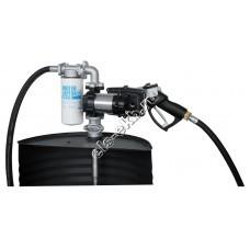 Комплект бочковой для бензина электрический PIUSI DRUM Ex50 12V DC ATEX, арт. F00372010 (Qmax=50 л/мин, 12В)