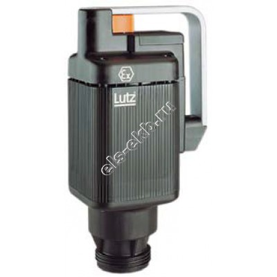 Двигатель электрический LUTZ ME II 3 с НВО, арт. 0050-000 (220В; 460 Вт; IP54; II 2 G Ex db eb IIC T5,T6; с отключением при снятии напряжения)