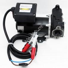Насос лопастной поверхностный для дизельного топлива электрический BENZA 21-12/24-45/57 (Qmax=45/57 л/мин, 12/24В)