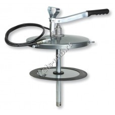 Нагнетатель смазки ручной GROZ GFP/HP-03/PRO, арт. 44230 (для емкостей 20 л)
