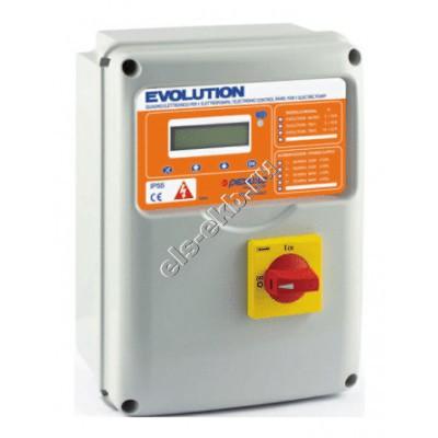 Пульт управления для погружных насосов PEDROLLO EVOLUTION-TRI/2 (380В)