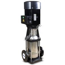 Насос многоступенчатый CNP CDL2-9, арт. CDL2-9F1SWPC (Qmax=3,5 м³/час, Hmax=80 м, 380В, 1,1 кВт, чугун, t≤70°C)