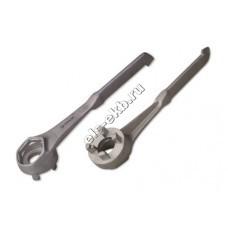 """Ключ неискрящий для открывания крышек бочек (2"""" и 3/4 """") GROZ DRW/AL-01, арт. 44385"""