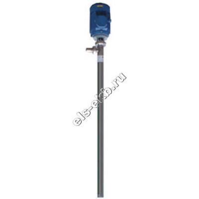Насос бочковой электрический АМПИКА ВНП-3 (1,1х1000; пищевой) (Qmax=28,33 л/мин; Hmax=40 м; 380В)