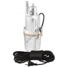 Насос погружной вибрационный JEMIX XVM 60 T/25 (с верхним забором воды; Qmax=1,0 м³/час; Hmax=60 м; 220В; 0,25 кВт; кабель 25 метров)