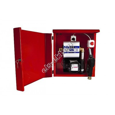 Мини АЗС для дизельного топлива ADAM PUMPS ARMADILLO 230-80 (Qmax=80 л/мин; 220В)