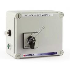 """Пульт управления для 3"""" погружных насосов PEDROLLO QEM/3-100 (220В; 0,75 кВт)"""