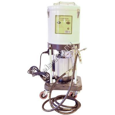 Нагнетатель смазки электрический UNILUBE, арт. KL2600001 (220В; с емкостью 20 л)