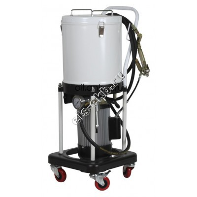 Нагнетатель смазки электрический UNILUBE, арт. KL2600002 (380В; с емкостью 30 л)