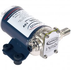 Насос шестеренный MARCO UP-3/OIL 12V, арт. 16402012 (Qmax=0,33 м³/час, Pmax=2 атм, 0,09 кВт, 12В)