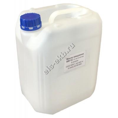 Масло вакуумное (5 литров) ВМ-1С