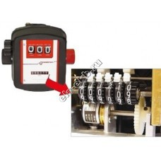 Счетчик импульсный GESPASA MGI-80, арт. 32050 (10-90 л/мин; дизельное топливо)