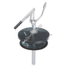 Нагнетатель смазки ручной GROZ GFP/03-PRO/UNI, арт. 44221 (для заполнения смазкой шприцев, для емкостей 50 л)