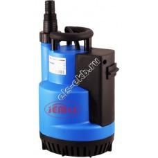 Насос дренажный погружной JEMIX FSCP-550 с рубашкой охлаждения и поплавком (Qmax=9,5 м³/час, Hmax=8 м, 220В, 0,55 кВт, кабель 8 метров)