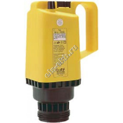 Двигатель электрический LUTZ MI-4-230, арт. 0030-000 (220В; 500 Вт; IP24)