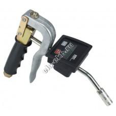 """Пистолет со счетчиком для смазки PRESSOL, арт. 18102 (G 1/8""""; 400 атм, с поворотной муфтой)"""
