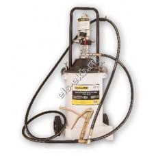 Нагнетатель смазки пневматический UNILUBE UG7500 (50:1, с баком 12 л)