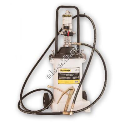 Нагнетатель смазки пневматический UNILUBE UG7500 (50:1; с баком 12 л)