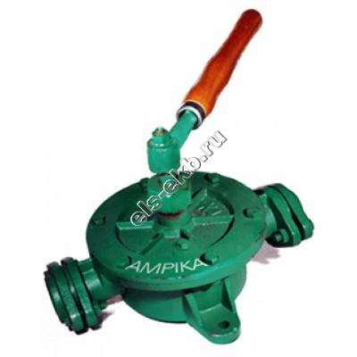 Насос ручной крыльчатый АМПИКА К4 (Qmax=43,3 л/мин; Hmax=25 м)