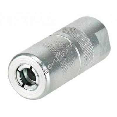 Насадка смазочная для конических пресс-масленок типа Н PRESSOL, арт. 12643 (М10x1, 400 атм, высокоточная, Ø15 мм)