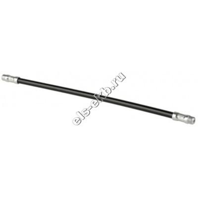 Удлиннитель гибкий для смазочного шприца PRESSOL, арт. 12666 (М10x1, 400 атм, 500 мм , стандартный)
