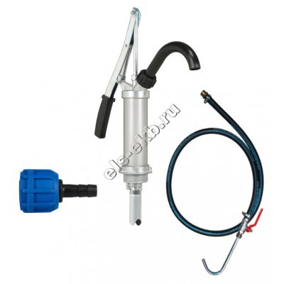 Насос бочковой ручной PRESSOL, арт. 13012952 (Qmax=0,3 л/цикл; для заполнения коробок передач)