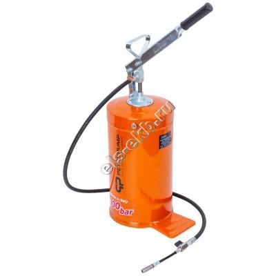 Нагнетатель смазки ручной PETROPUMP PP210009 (16 л)