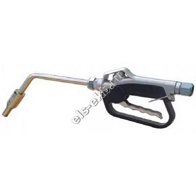 """Пистолет для масла ручной АМПИКА JYQ-1 (1/2"""" BSP; 30 л/мин; с поворотной муфтой)"""