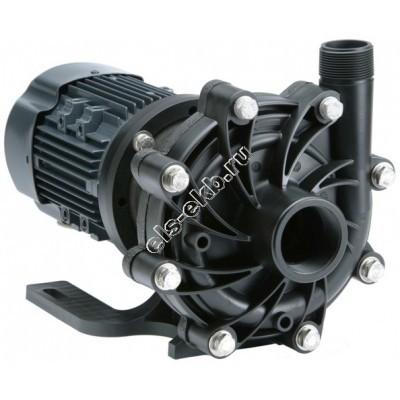 Насос центробежный с магнитной муфтой FINISH THOMPSON DB-15V с э/д 4,0 кВт (PVDF; Qmax=27 м³/час; Hmax=27 м; 380В; 4 кВт)
