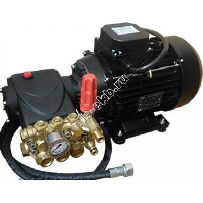 Насос опрессовочный электрический MGF Компакт-250 Электро, арт. 905820 (Pmax=250 атм; Qmax=13 л/мин; 380В)