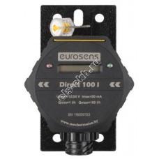 Счетчик электронный МЕХАТРОНИКА Eurosens Direct 500 I (0,083-8,33 л/мин; дизтопливо)