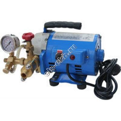 Насос опрессовочный электрический САТУРН НИЭ-6-60 (Pmax=60 атм; Qmax=6 л/мин; 220В; с баком 20 л)