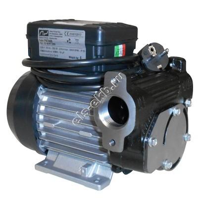Насос лопастной ADAM PUMPS PA1 230-70, арт. PA7A00 (Qmax=70 л/мин; Hmax=20 м; 220В)