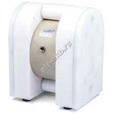 "Насос мембранный пневматический TAPFLO T100 TTT (Qmax=100 л/мин; Pmax=8 бар; 1"" BSP)"