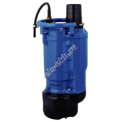 Насос дренажный SOLIDPUMP 100TBZ15 с рубашкой охлаждения (Qmax=84 м³/час, Hmax=56 м, 380В, 15 кВт)