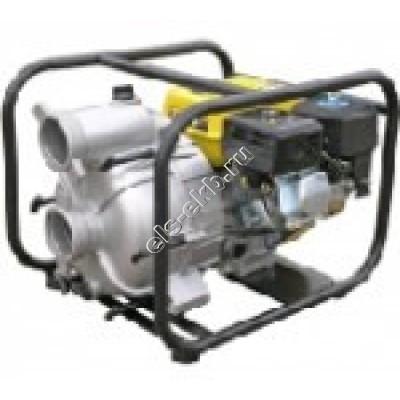 Мотопомпа бензиновая MERAN MPG301ST (Qmax=60 м³/час; Hmax=30 м; 75 мм)
