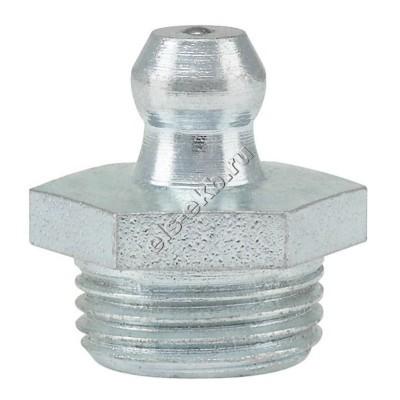 Пресс-масленка коническая прямая H1, оцинкованная закаленная сталь PRESSOL М12x1 VZ, SK, SW 14, арт. 15016