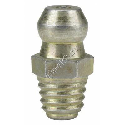 Пресс-масленка коническая прямая H1, оцинкованная закаленная сталь PRESSOL F6x1 SFG, VZ, SK, SW 7, арт. 15071