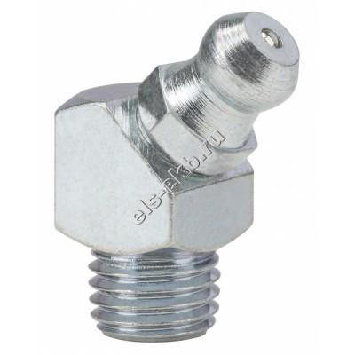 Пресс-масленка коническая угловая 45° H2, оцинкованная закаленная сталь PRESSOL М8x1 VZ, VK, SW 9, арт. 15109
