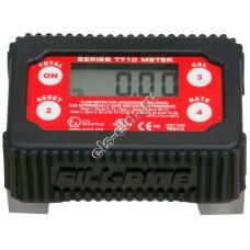 Счетчик электронный FILL-RITE TT10A (8-132 л/мин, бензин, д/т, керосин, авиатопливо)