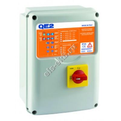 """Пульт управления для установок повышения давления COMBIPRESS """"CB2"""" PEDROLLO QE2 - TRI/2 (380В)"""