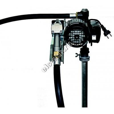Комплект бочковой для дизельного топлива электрический ADAM PUMPS DRUM TECH 230-60 (Qmax=60 л/мин; 220В)