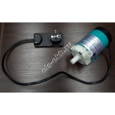 Насос центробежный с магнитной муфтой ХМ-0,5/1,2П-0,01 (полипропилен (PP); Qmax=0,9 м³/час; Hmax=1,7 м; 220В; 0,01 кВт)