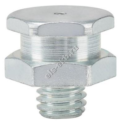 Пресс-масленка плоская T1/B-KØ 16mm, оцинкованная закаленная сталь PRESSOL М8x1 VZ, SK, SW 15, SKK, арт. 55809