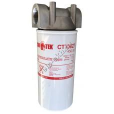 "Фильтр патронный для топлива CIM-TEK 450-30, арт. 70027-1 1/2""-16UNF (Qmax=120 л/мин; 30 мкм)"