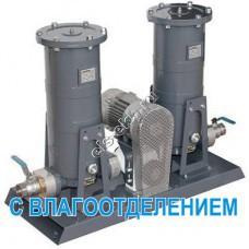 """Установка фильтрации для бензина, керосина, дизельного и авиационного топлива GESPASA FG-300x2 Fixed Filtering Kit + BAG-800 1 kW 230/400 VAC EExd Pump • 50/15 µm, арт. 66153 (Qmax=150 л/мин; 50/15 мкм; 2"""" BSP)"""