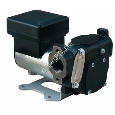 Насос лопастной PIUSI PantherDC 12/24V, арт. F0034100C (Qmax=35/70 л/мин; Hmax=15,0 м; 12/24В)