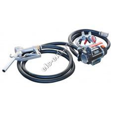 Комплект переносной для дизельного топлива электрический PIUSI BATTERY KIT 3000 12V, арт. F0022500C (Qmax=50 л/мин, 12В)